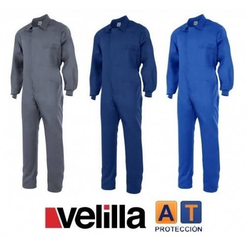 Mono de trabajo algodón Velilla 208