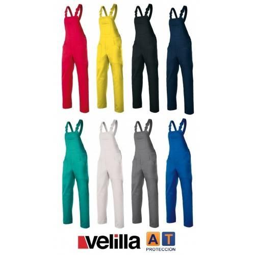 Peto tergal Velilla 290 varios colores