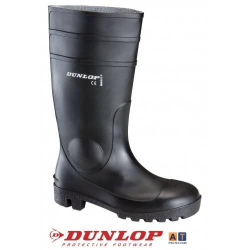 Botas de agua Dunlop con protección S5