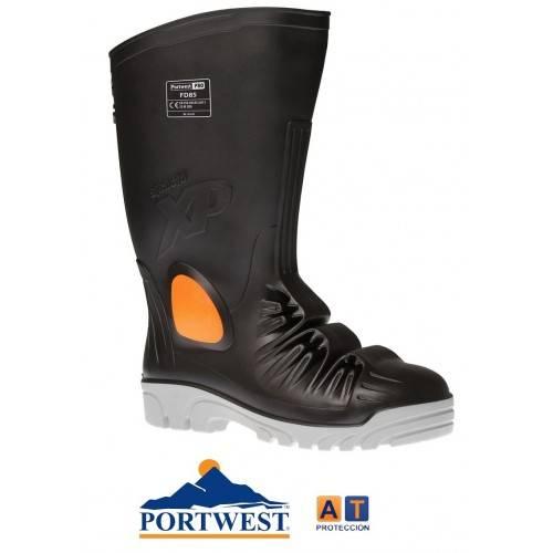 Botas de agua Porwest FD85 metatarso