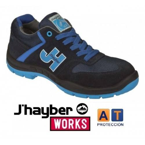 Zapatos J'Hayber Style S1P SRC