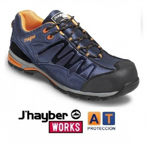 Zapatos J'hayber Works Grip S1P