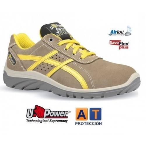 Zapatos U-POWER Reflex S1P - Outlet